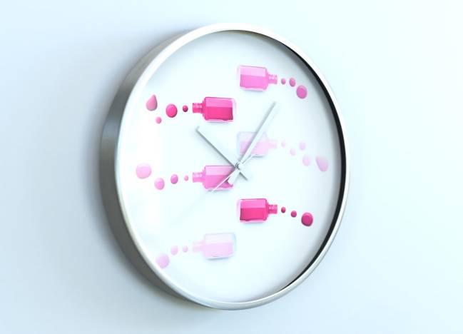 round clocks Vernis