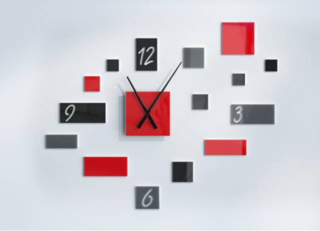 Wall Clocks Alpha XL