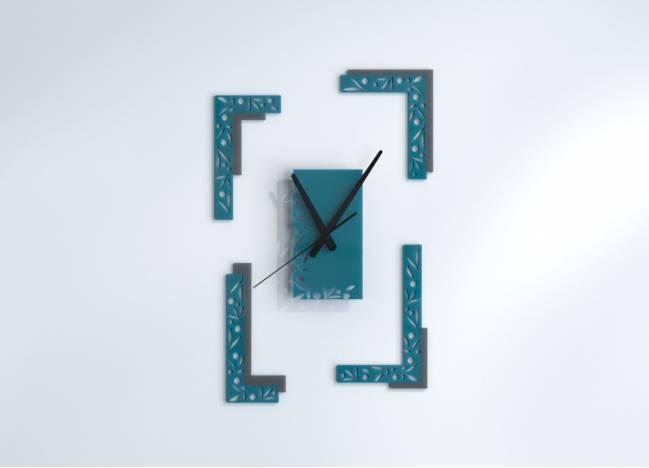 Wall Clocks Cadre