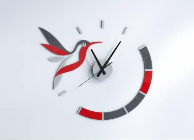 Wall Clocks Colibri