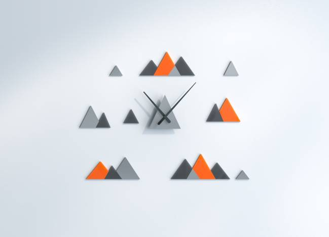 Wall Clocks Fornax