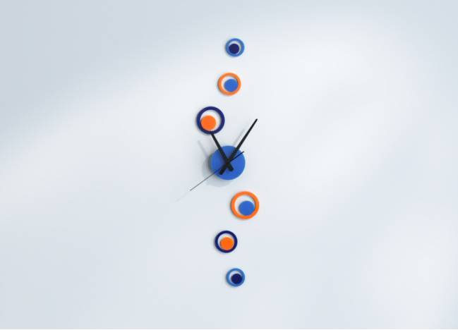 Wall Clocks Grus