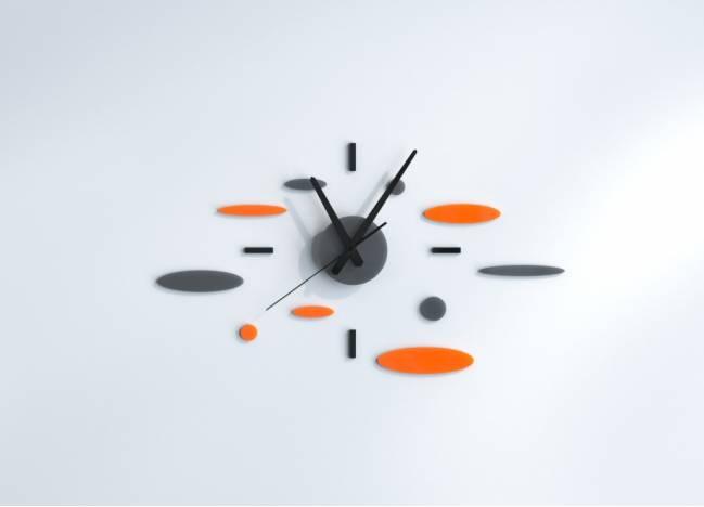 Wall Clocks Planeta