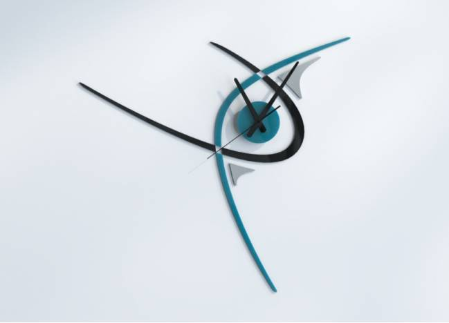Wall Clocks Sagitta