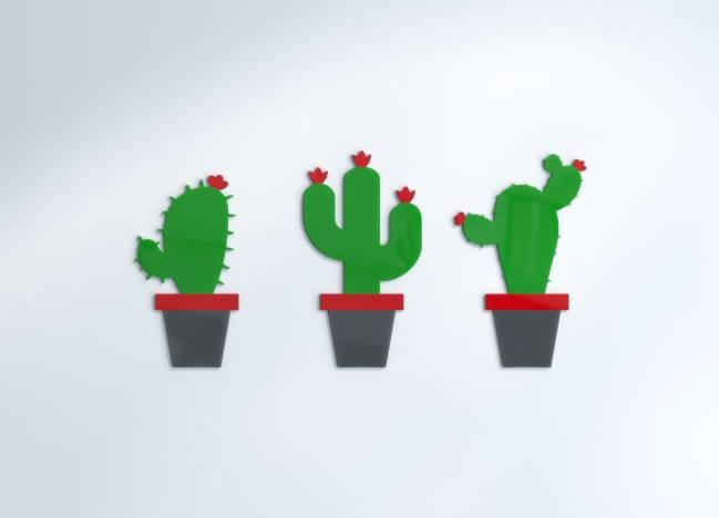 Wall decoration Cactus