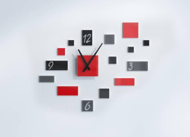 Wall Clocks Alpha
