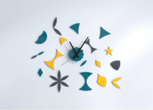 Wall Clocks Cosmos