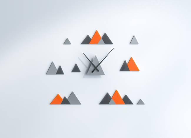 Wall Clocks Fornax