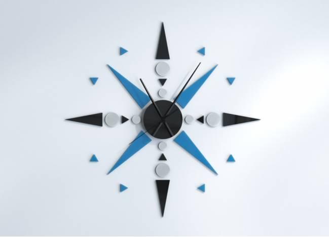 Wall Clocks Nautica