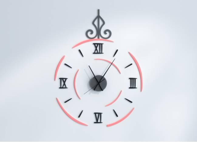 Wall Clocks Scutum