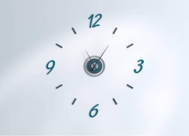 Wall Clocks Tac