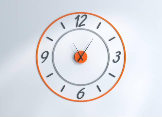 Wall Clocks Zeta